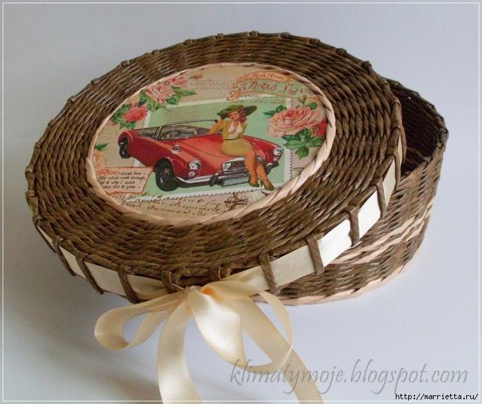 cestas de túbulos de periódicos (12) (700x587, 329Kb)