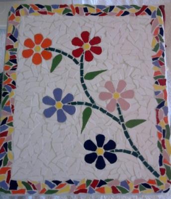 Мозаика из кафельной плитки. Идеи и мастер-классы (37) (344x400, 140Kb)