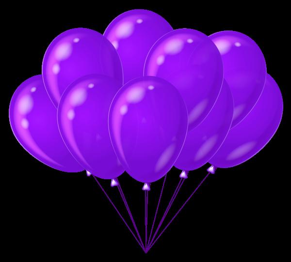 Transparent_Purple_Balloons_Clipart (600x541, 170Kb)