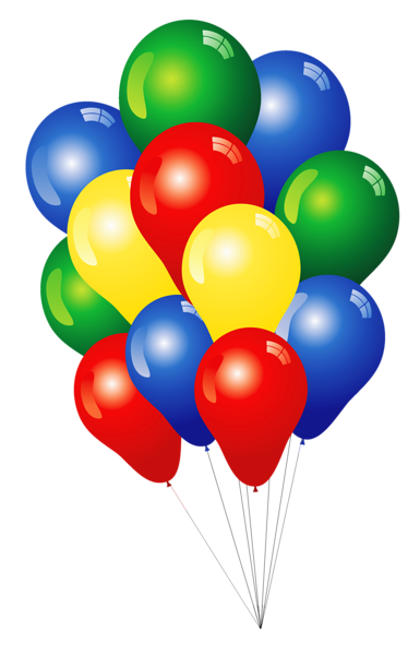Multicolored_Balloons_PNG_Clipart (385x600, 123Kb)