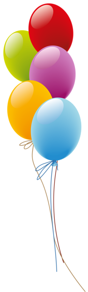 Balloons_PNG_Picture (182x600, 49Kb)