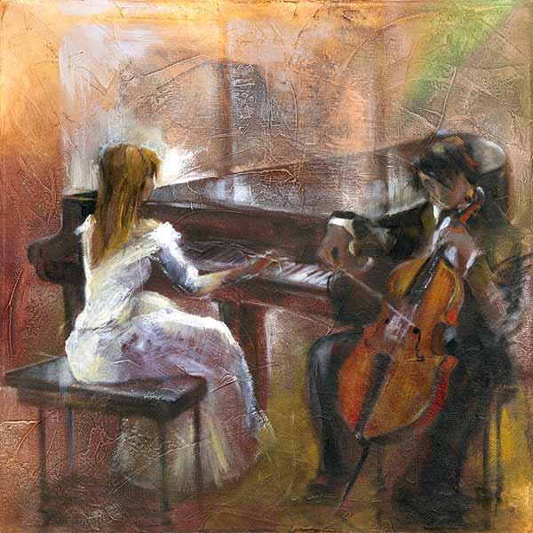 или картины художников связанные с музыкой устройство