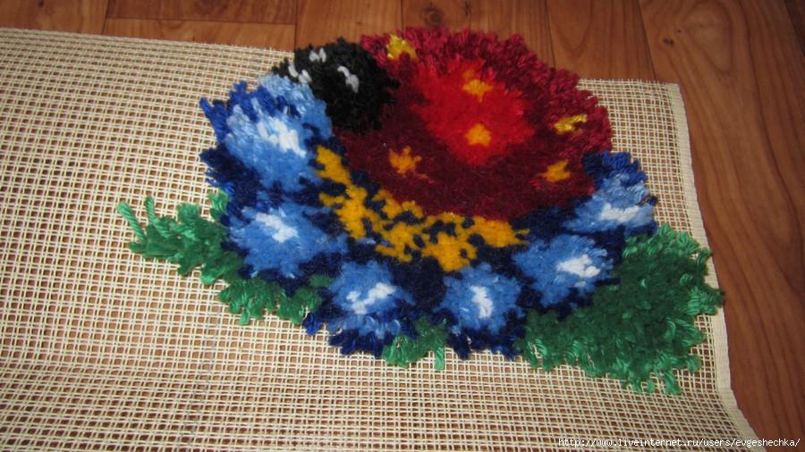 Часть 34 - Вышивка в ковровой