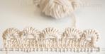 Вяжем наборный край с фестонами - красота невероятная. Обсуждение на LiveInternet - Российский Сервис Онлайн-Дневников