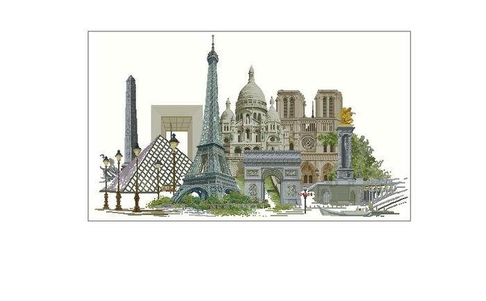 париж (700x433, 119Kb)