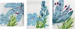 Превью Голубые цветочки (700x273, 166Kb)