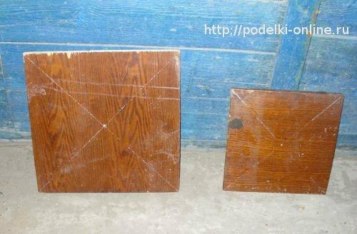 Декоративная мельница своими руками из доступных материалов