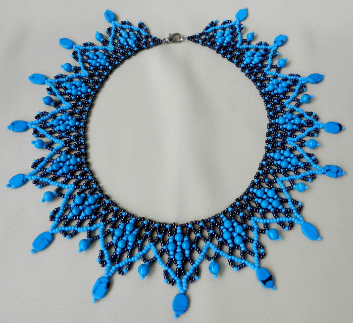 free-pattern-beading-necklace-tutorial-1 (700x638, 470Kb)