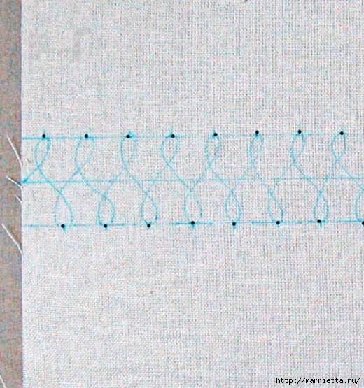Льняные подушки с простой вышивкой (6) (520x555, 249Kb)