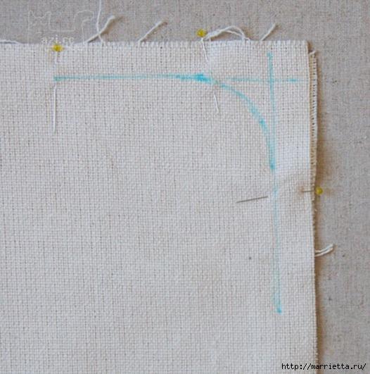 Льняные подушки с простой вышивкой (21) (526x531, 173Kb)