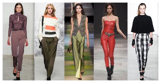 Мода Брюки 2015