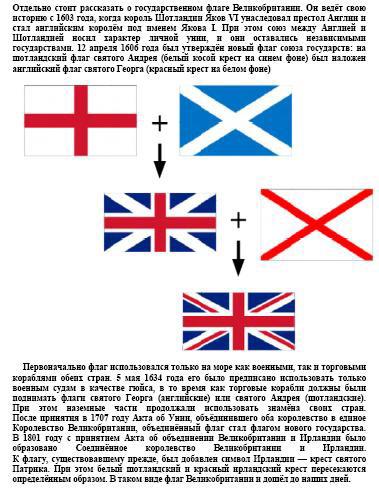 происхождение флага