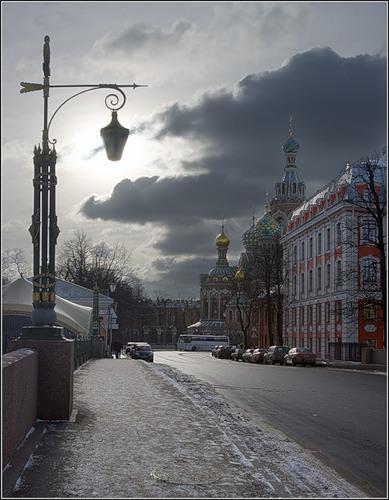 Призраки Санкт-Петербурга