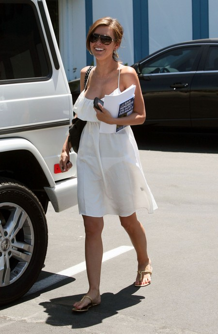 Платье белое просвечивает фото