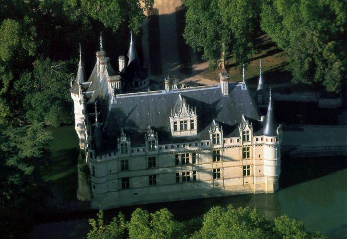 Замок Азэ-Ле-Ридо