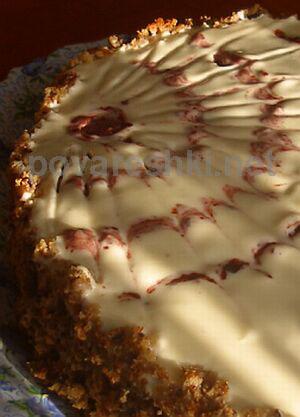 Рецепт торта Смородинка