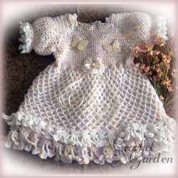 43974514 gardenbutterfly 01 2012 Örgü Çocuk Elbiseleri, Örme Çocuk Etekleri, Yazlık Çocuk Elbise Ve Etek Modelleri, El Örgüsü Bebek Kıyafetleri,örgü bebek kıyafet modelleri