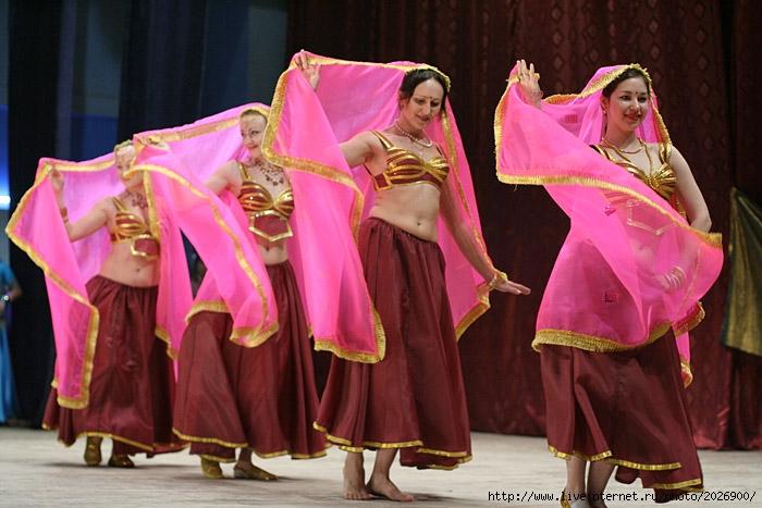 школа восточного танца «Лакшми»