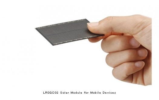 самая тонкая солнечная батеря