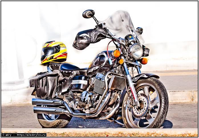 Мотоцикл в Китае