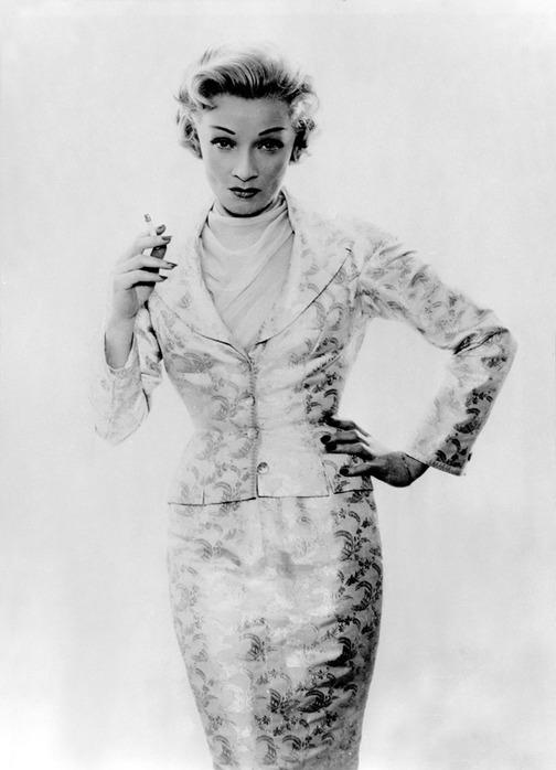 Marlene Dietrich (фото, видео)