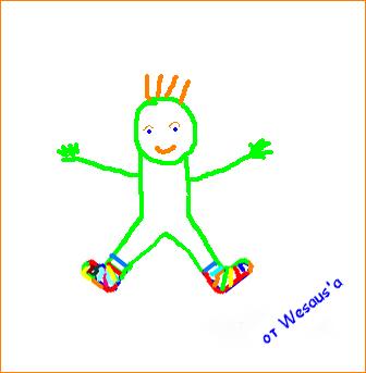 День защиты детей 60 КБ рисунок Wesaus'a