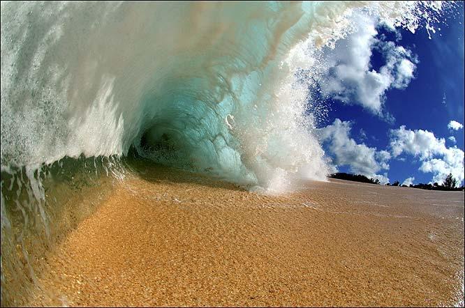 фото огромные волны