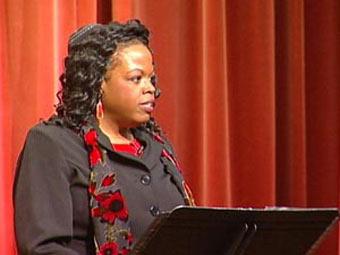 Элайза Стэнтон - женщина-раввин. Фото с сайта elcuartoreich.com