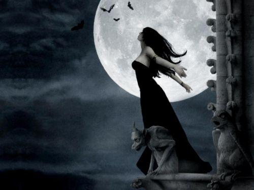 Ведьма - символ свободы