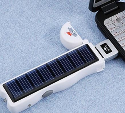 Заряжаем мобильник энергией солнца