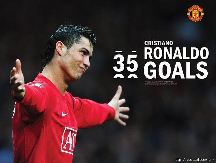 Криштиану Рональдо Португалия Манчестер Юнайтед Реал Мадрид