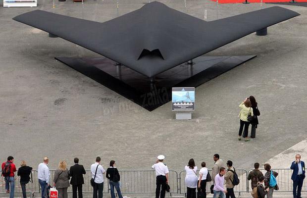 Парижский аэрокосмический салон в Ле Бурже