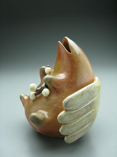 Уникальные скульптуры от Eva Funderburgh
