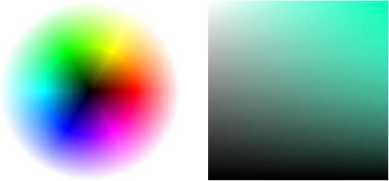 Цветовая схема HTML-4096 Color