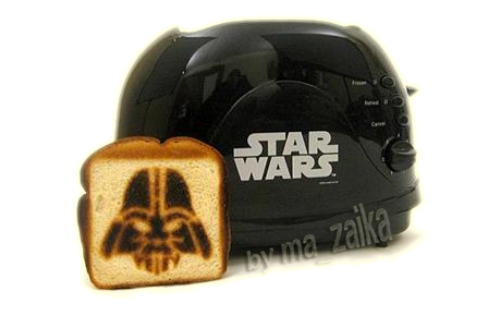 Тостер Darth Vader