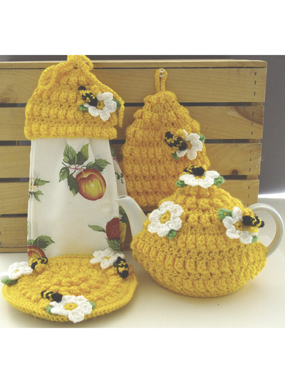 teapot cozy: hats for the teapot