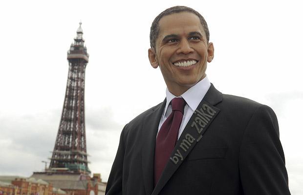 Фигура Барака Обамы