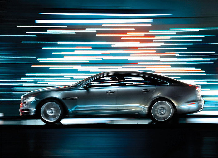 Jaguar XJ нового поколения