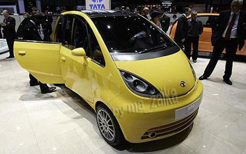 Мировой дешевый автомобиль приближается всё ближе к европейским салонам, проходя серию краш тестов