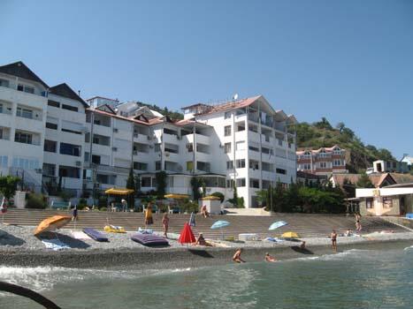 Alushta Hotel