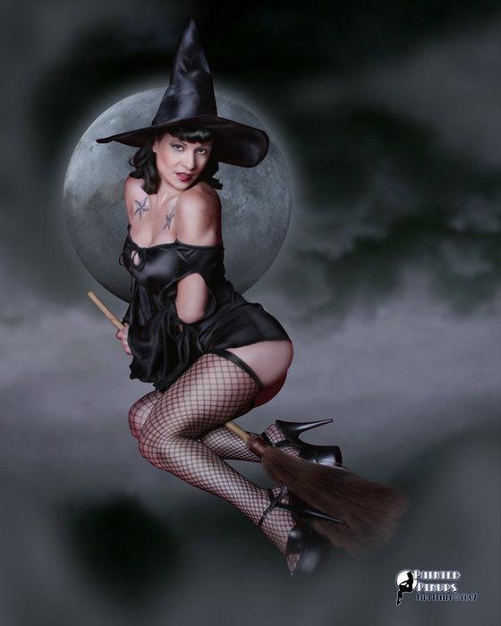 Как выглядят ведьмы: картинки и фото, существуют ли