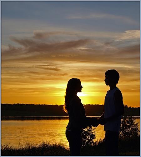 «The most romantic story»  46057260_Zakat