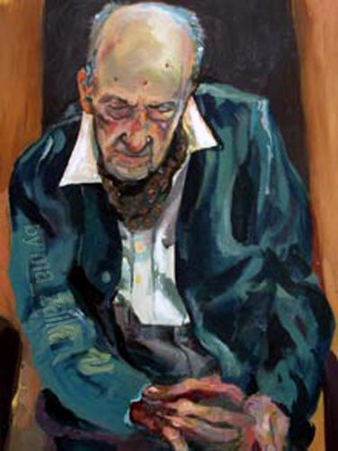 портрет Генриха Allingham