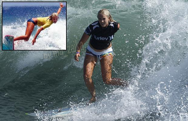 Серфинг: Бетани Хэмилтон