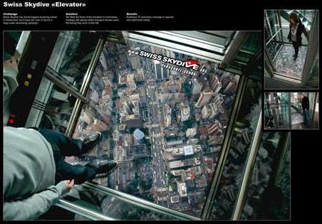 Самые жуткие лифты в мире
