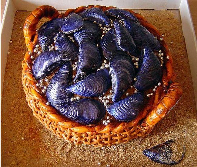 Эксклюзивные торты Жанны Зубовой