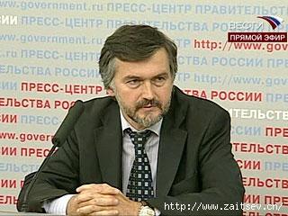 Андрей Клепач замглавы Минэкономразвия Фото с сайта newscorr.ru