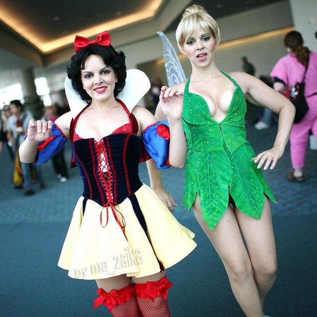 на Comic-Con 2009