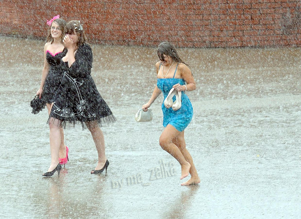 Погода: ливень перед Goodwood