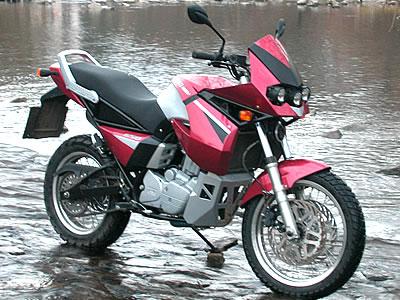 JAWA 650 Dakar